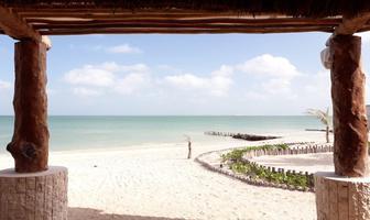 Foto de terreno habitacional en venta en  , chelem, progreso, yucatán, 18353597 No. 01