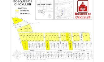 Foto de terreno habitacional en venta en  , chicxulub, chicxulub pueblo, yucatán, 11739196 No. 01