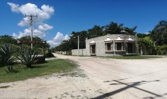 Foto de terreno habitacional en venta en  , chicxulub, chicxulub pueblo, yucatán, 13948333 No. 01