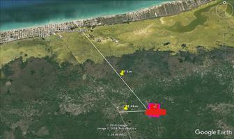 Foto de terreno habitacional en venta en  , chicxulub puerto, progreso, yucatán, 14268699 No. 01