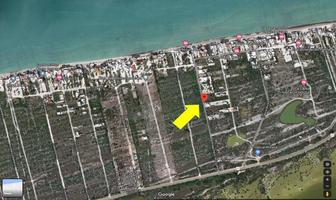 Foto de terreno habitacional en venta en  , chicxulub puerto, progreso, yucatán, 17650125 No. 01