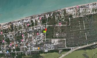 Foto de terreno habitacional en venta en  , chicxulub puerto, progreso, yucatán, 18574499 No. 01