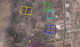 Foto de terreno habitacional en venta en  , unidad chihuahua, chihuahua, chihuahua, 11834829 No. 01