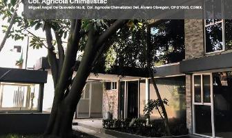 Foto de oficina en renta en  , chimalistac, álvaro obregón, df / cdmx, 0 No. 01