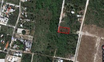 Foto de terreno habitacional en venta en  , cholul, mérida, yucatán, 11703924 No. 01