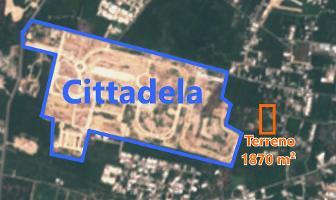 Foto de terreno habitacional en venta en  , cholul, mérida, yucatán, 12197094 No. 01