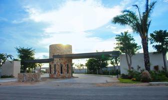 Foto de terreno habitacional en venta en . , cholul, mérida, yucatán, 14018563 No. 01