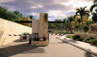 Foto de terreno habitacional en venta en  , cholul, mérida, yucatán, 14199692 No. 01