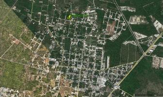 Foto de terreno habitacional en venta en  , cholul, mérida, yucatán, 14302249 No. 01