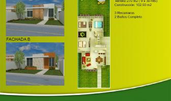 Foto de casa en venta en  , cholul, mérida, yucatán, 1488563 No. 01