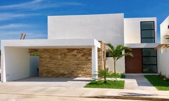 Foto de casa en venta en  , cholul, mérida, yucatán, 16770621 No. 01