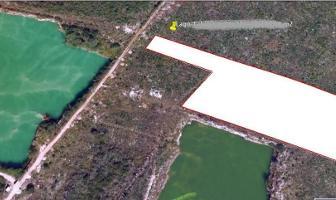 Foto de terreno habitacional en venta en  , cholul, mérida, yucatán, 17503993 No. 01