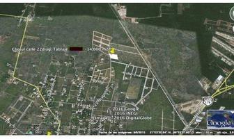 Foto de terreno habitacional en venta en  , cholul, mérida, yucatán, 17876371 No. 01