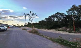 Foto de terreno habitacional en venta en  , cholul, mérida, yucatán, 18248213 No. 01