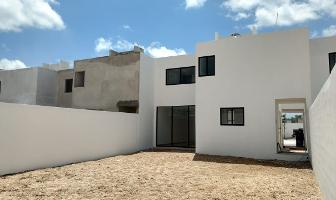Foto de casa en venta en  , cholul, mérida, yucatán, 4643117 No. 01