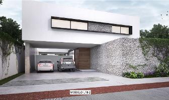 Foto de casa en venta en  , cholul, mérida, yucatán, 6675512 No. 01