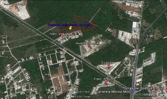 Foto de terreno habitacional en venta en  , cholul, mérida, yucatán, 7007251 No. 01