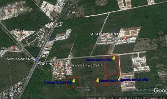 Foto de terreno habitacional en venta en  , cholul, mérida, yucatán, 7007398 No. 01