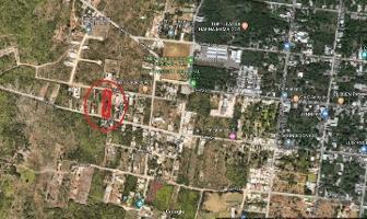 Foto de terreno habitacional en venta en  , cholul, mérida, yucatán, 7022632 No. 01