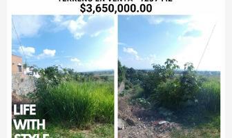 Foto de terreno habitacional en venta en circuito del hombre oo, lomas de cocoyoc, atlatlahucan, morelos, 10083992 No. 01
