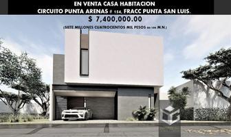 Foto de casa en venta en circuito punta arenas , lomas del tecnológico, san luis potosí, san luis potosí, 18974356 No. 01