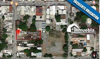Foto de terreno comercial en venta en  , ciudad guadalupe centro, guadalupe, nuevo león, 6425260 No. 01