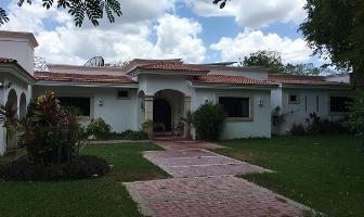 Foto de casa en venta en  , club de golf la ceiba, mérida, yucatán, 12612326 No. 01