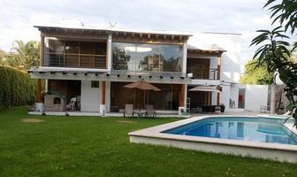 Foto de casa en venta en club de golf santa fe , club de golf, cuernavaca, morelos, 18575459 No. 01