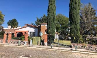 Foto de casa en venta en  , club de golf tequisquiapan, tequisquiapan, querétaro, 6936974 No. 01