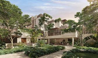 Foto de departamento en venta en cobá y la playa , tulum centro, tulum, quintana roo, 12752495 No. 01