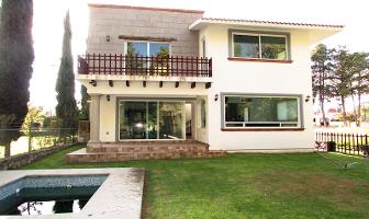 Foto de casa en venta en cocuyos , club de golf tequisquiapan, tequisquiapan, querétaro, 6911234 No. 01