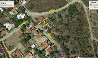 Foto de terreno habitacional en venta en codornices lote 3 - manzana 10 , chapala haciendas, chapala, jalisco, 14730098 No. 01