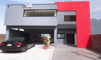 Foto de casa en venta en  , colinas del sur, monterrey, nuevo león, 10829753 No. 01