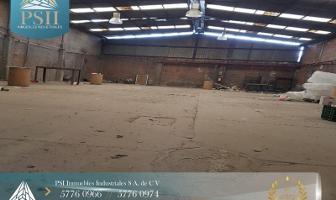 Foto de nave industrial en renta en  , complejo industrial cuamatla, cuautitlán izcalli, méxico, 8511465 No. 01