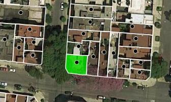 Foto de terreno habitacional en venta en concepcion beistegui , narvarte oriente, benito juárez, df / cdmx, 10882015 No. 01