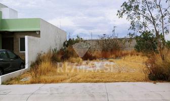 Foto de terreno habitacional en venta en cond. lago de chapultepec , cañadas del lago, corregidora, querétaro, 0 No. 01