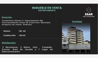 Foto de departamento en venta en condominio atenea 11, costa azul, acapulco de juárez, guerrero, 0 No. 01