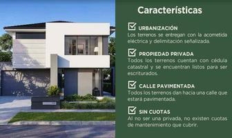 Foto de terreno habitacional en venta en conkal , conkal, conkal, yucatán, 14268863 No. 01