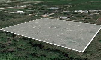 Foto de terreno habitacional en venta en  , conkal, conkal, yucatán, 11781464 No. 01
