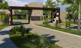Foto de casa en venta en  , conkal, conkal, yucatán, 11800182 No. 01
