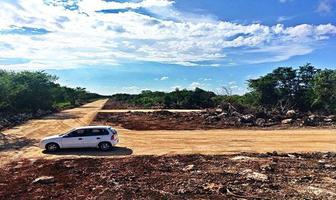 Foto de terreno habitacional en venta en  , conkal, conkal, yucatán, 13816275 No. 01
