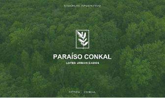 Foto de terreno habitacional en venta en  , conkal, conkal, yucatán, 13855094 No. 01