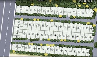 Foto de terreno habitacional en venta en  , conkal, conkal, yucatán, 14399672 No. 01