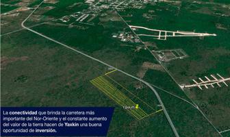 Foto de terreno habitacional en venta en  , conkal, conkal, yucatán, 16330486 No. 01