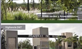 Foto de terreno habitacional en venta en  , conkal, conkal, yucatán, 16375469 No. 01