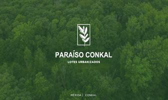 Foto de terreno habitacional en venta en  , conkal, conkal, yucatán, 17294384 No. 01
