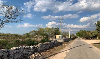 Foto de terreno habitacional en venta en  , conkal, conkal, yucatán, 18351385 No. 01