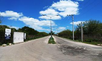 Foto de terreno habitacional en venta en  , conkal, conkal, yucatán, 18429668 No. 01