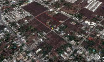 Foto de terreno habitacional en venta en  , conkal, conkal, yucatán, 2332542 No. 01