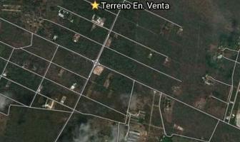 Foto de terreno habitacional en venta en  , conkal, conkal, yucatán, 2511517 No. 01
